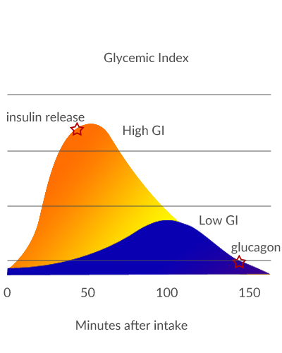 Insulin and Glucagon effect