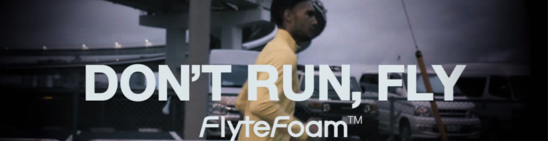 Personal Trainer JB for FlyteFoam